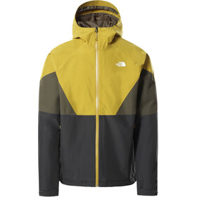 The North Face Lightning Jacket Men, asphalt grey/matcha green